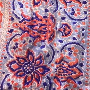 100% Silk Scarf Made in India